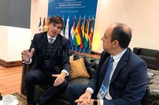 Cumbre del Mercosur: roaming libre entre los países parte, uno de los principales anuncios  - El secretario de Relaciones Económicas Internacionales de la Cancillería, Horacio Reyser, anticipó alguno de los temas principales de esta Cumbre -