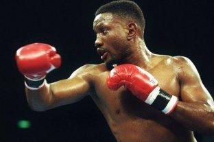 Murió el ex campeón mundial de boxeo estadounidense Pernell Whitaker tras ser atropellado -  -