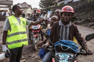 El ébola amenaza a una ciudad con un millón de habitantes
