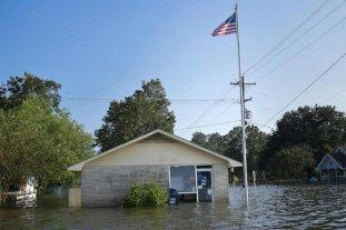 Inician las tareas de recuperación en Louisiana