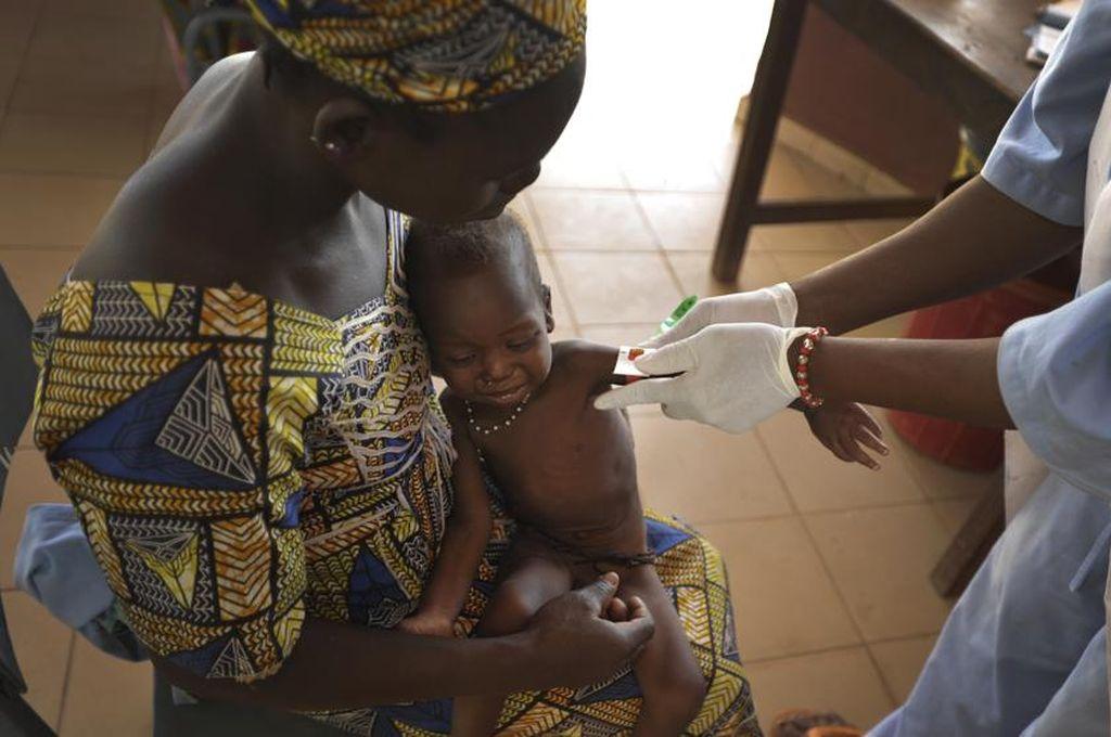 El hambre sigue avanzando en el mundo, según la ONU