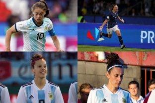 Las jugadores excluidas de los Panamericanos expusieron diferencias con el cuerpo técnico