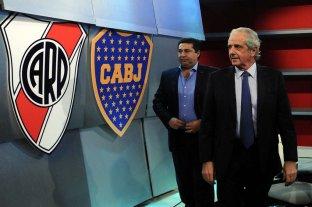River y Boca exponen sus argumentos ante el TAS con la Copa Libertadores de por medio -  -
