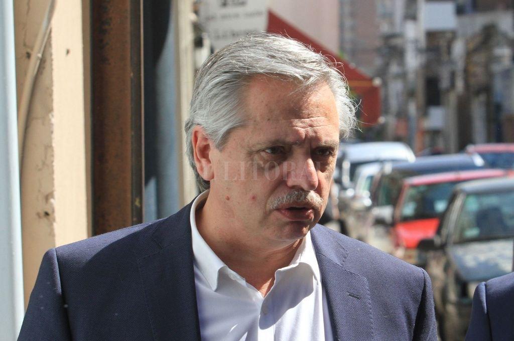 La CGT almorzará con Alberto Fernández