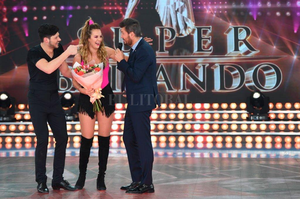 Yanina Screpante quedó eliminada en el Súper Bailando