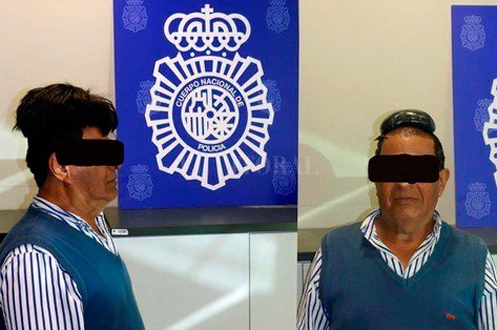 Detenido por llevar cocaína en el peluquín