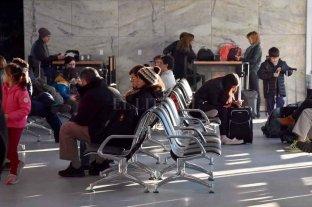 Producto de la niebla, se registran demoras en el Aeropuerto Metropolitano -  -