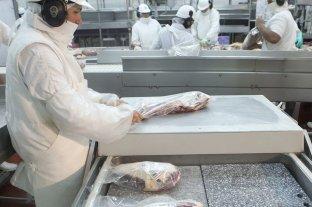 La exportación representó el 27% de la producción de carne vacuna