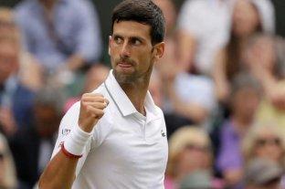 """Djokovic: """"Federer y Nadal son una inspiración para mí"""""""