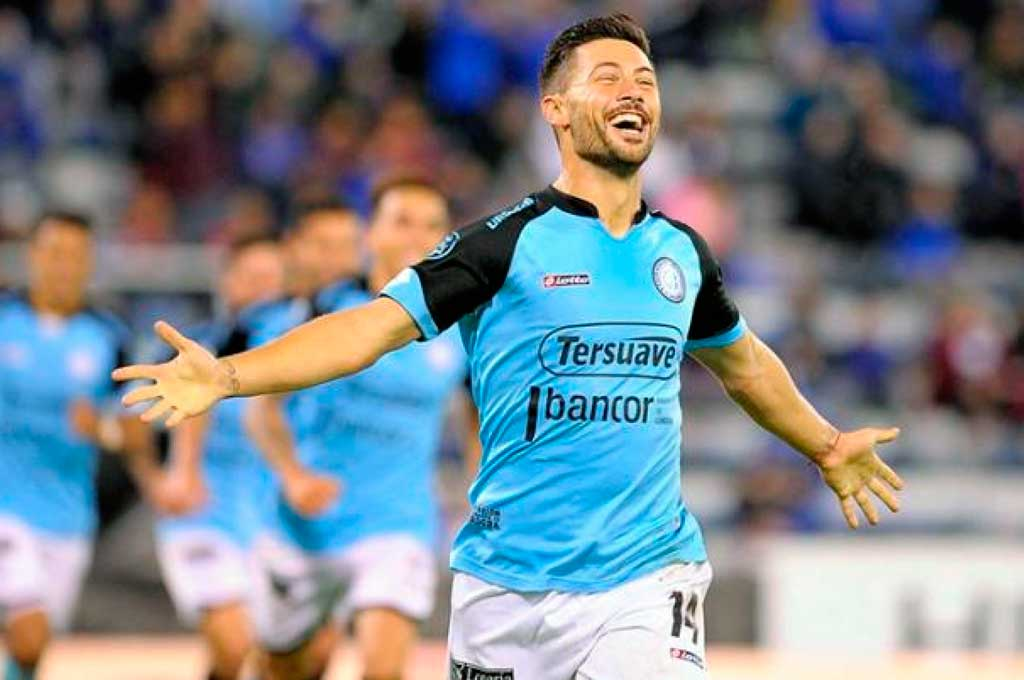 En Córdoba se dice que  Lértora jugará en Colón
