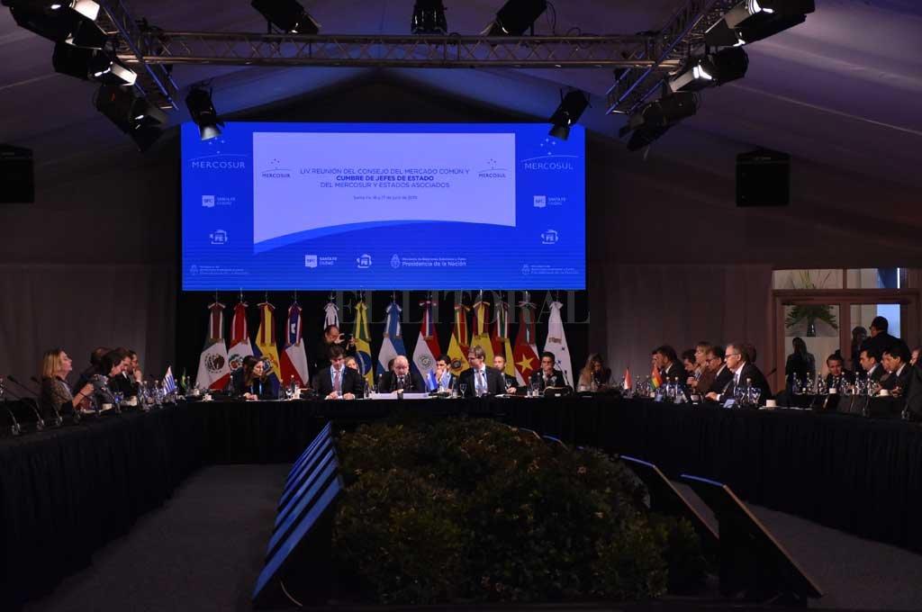 Cancilleres hablaron del acuerdo con UE y evitaron postura política -  -