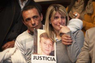 Caso Brian Aguinaco: condenaron a prisión perpetua a uno de los asesinos -  -