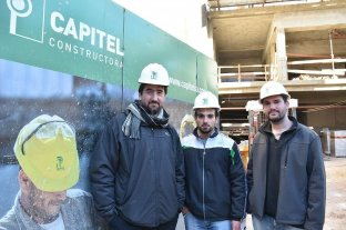 Capitel ofrece oportunidades en la construcción para pasantes