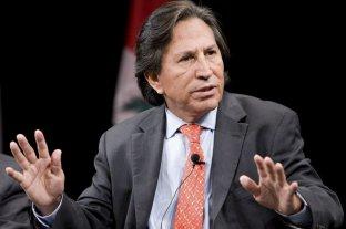 Detuvieron en Estados Unidos al ex presidente peruano Alejandro Toledo