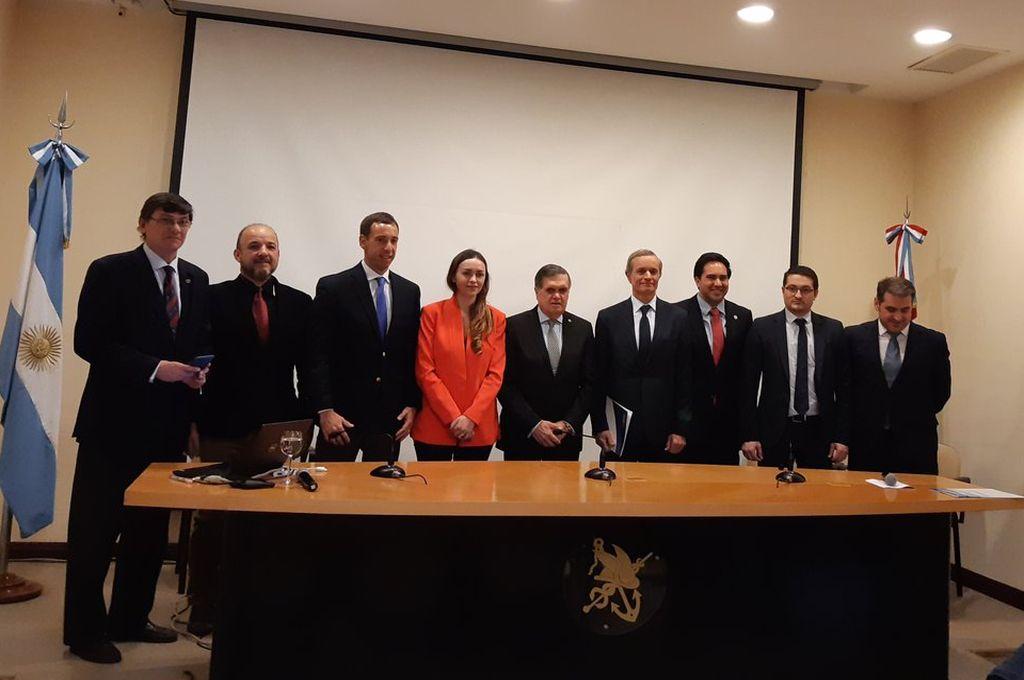 VI Encuentro Institucional Empresario de la Red del Corredor Bioceánico Central