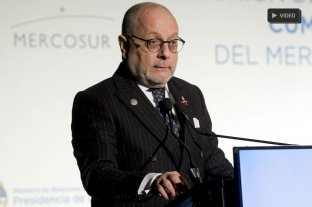 """Celebramos la vitalidad del Mercosur"" - Jorge Faurie. -"