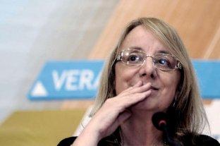 Alicia Kirchner no podrá pegar su boleta a la de la fórmula presidencial Fernández-Fernández -  -