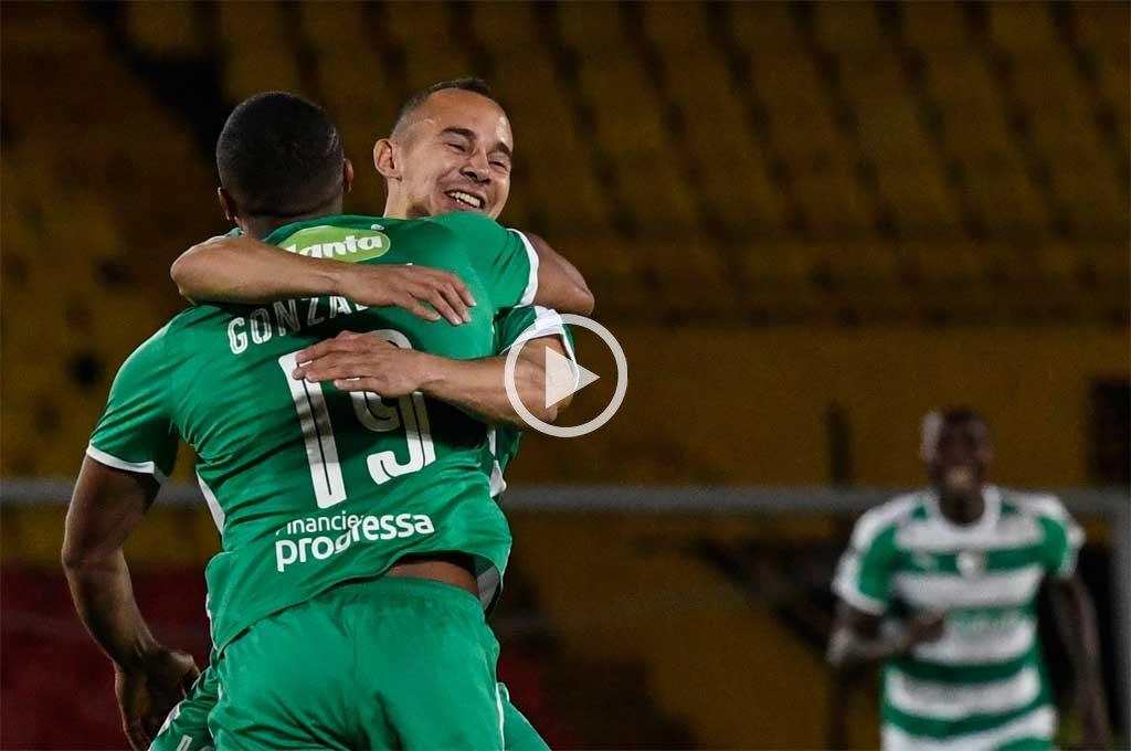 La Equidad es el primer clasificado a cuartos de final de la Copa Sudamericana