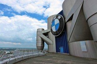 BMW se electrifica