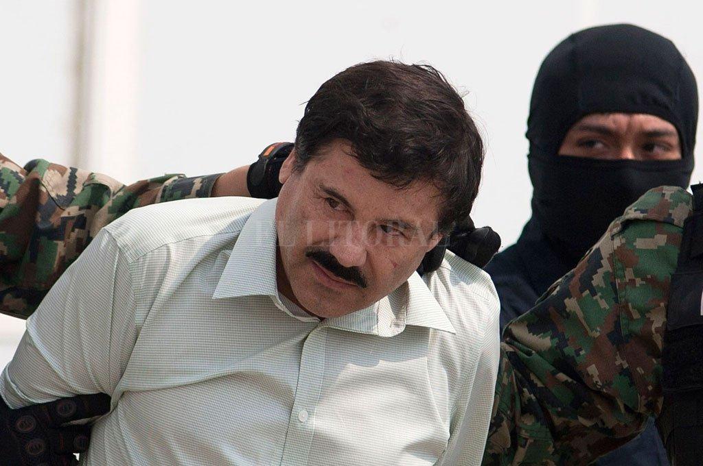 "Se conoce la sentencia al ""Chapo"" Guzmán"