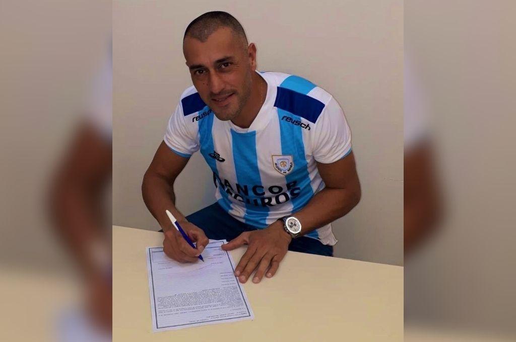 Nereo Fernández estampó su firma