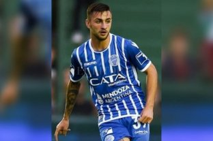 Jalil Elías jugará en Unión - Jalil Elías. -