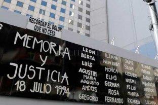 Se cumplen 25 años del atentado a la AMIA -  -