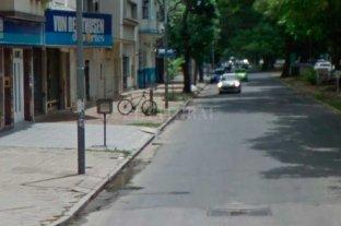 A mano armada robaron en una casa de deportes de Av. Freyre - La zona donde se produjo el hecho  -