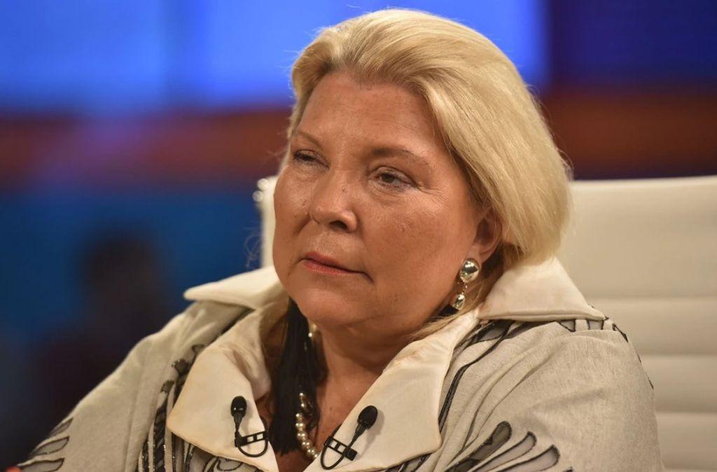 "Carrio, polémica: ""Alberto Fernández es capaz de traicionar a Cristina"""