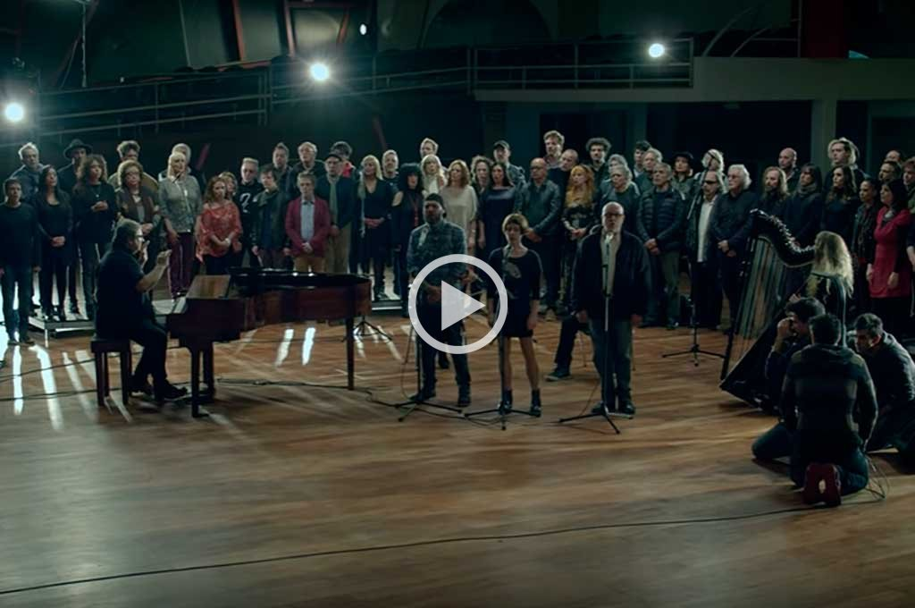 El emotivo video en homenaje a las víctimas del atentado en la Amia