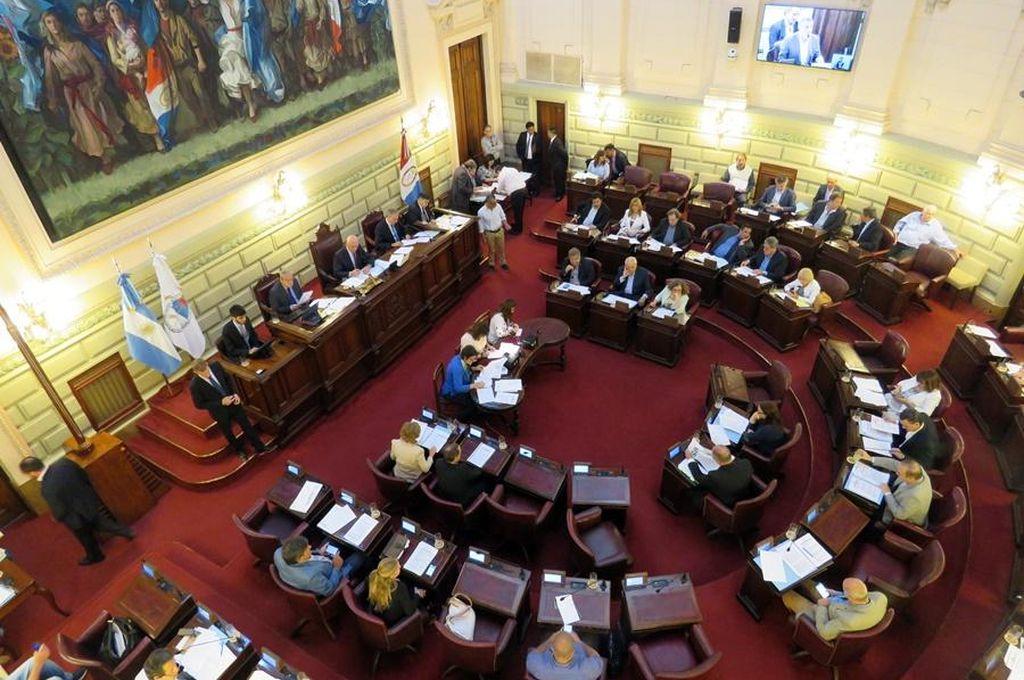 La diputada Giaccone encabeza el ranking de proyectos de ley presentados durante el primer semestre 2019