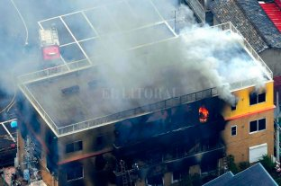 Al menos 30 muertos tras un incendio en Japón