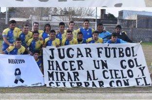 Central Oeste y el fútbol sin Diego Román