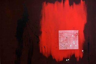 Entre Okinawa y Santa Fe: pinturas de Ishikawa en la UNL - Ishikawa Verano 2012: 100 x 120 -
