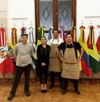 La cocina santafesina estuvo a la altura de los cancilleres y ministros