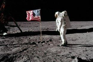 Algunos pensaron que la llegada del hombre a la Luna jamás ocurrió