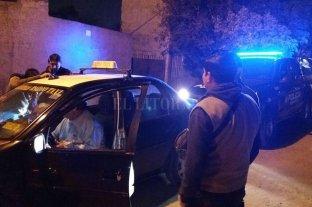 Asaltaron y golpearon a un taxista -  -