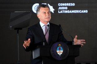 Macri pidió que los acusados por el atentado a la AMIA sean juzgados en territorio argentino -  -