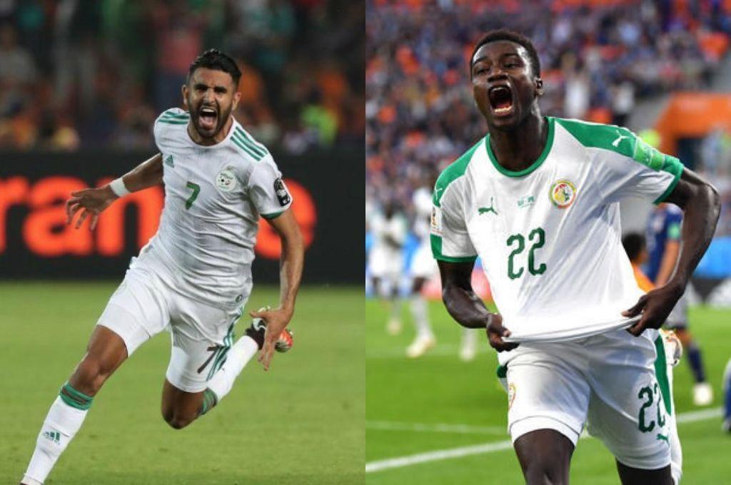 Senegal y Argelia definen el campeón de la Copa África