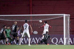"""El """"face app"""" de Colón lo hizo jugar bien al fútbol"""