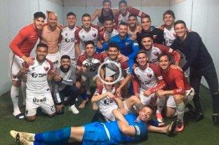 Video: así fueron los festejos de Colón tras superar a Argentinos Jrs