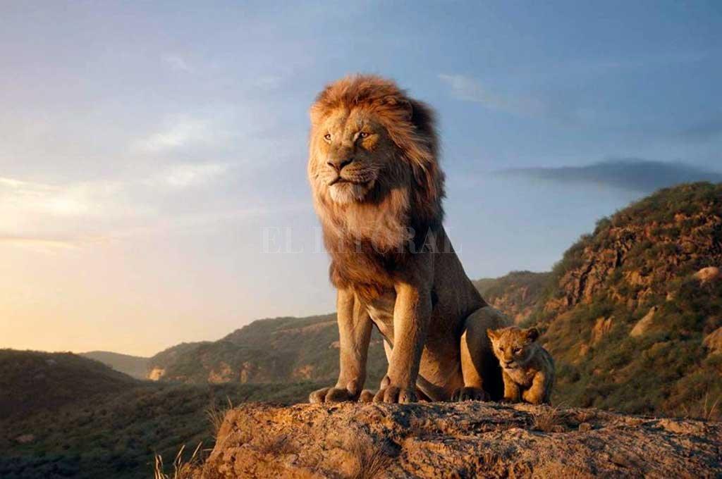 El Rey León arrasa en su primer día en los cines argentinos -
