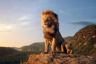El Rey León arrasa en su primer día en los cines argentinos -  -