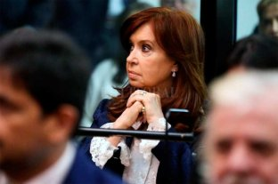 Cristina Kirchner pidió ser enviada a juicio oral por la causa de los cuadernos -  -