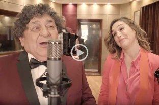 """Video: Los Palmeras cantan """"La Suavecita"""" con Soledad Pastorutti"""