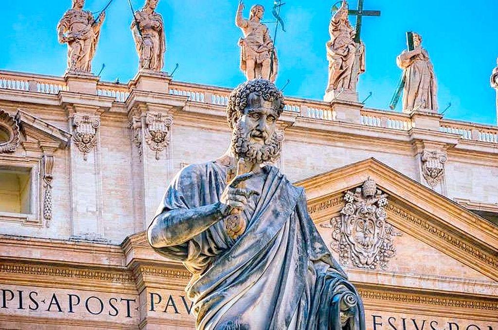 Arqueólogos afirman haber encontrado el lugar de nacimiento de San Pedro