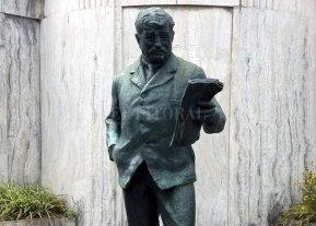 Investigan desaparición de una estatua de bronce macizo