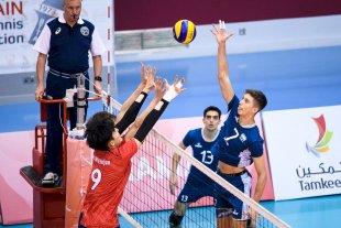Argentina le ganó a Corea y ya está entre los ocho mejores del Mundial Sub 21 de Voley