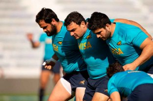 En vivo: Los Pumas - All Blacks -  -