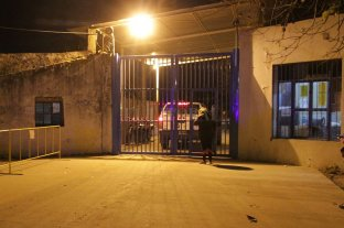 Secuestraron un celular en la celda de Baldomir -  -